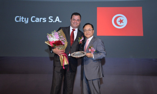 City Cars remporte le prix «Distributor of Distinction»