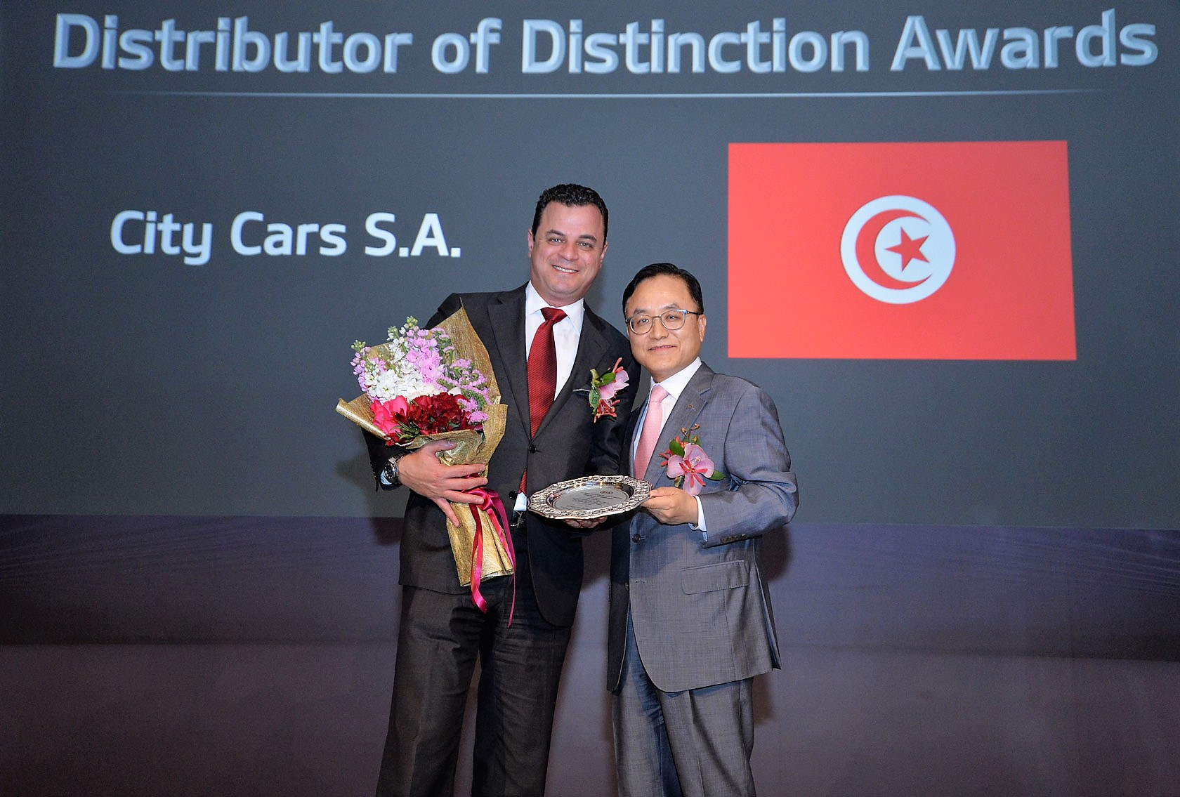 City Cars remporte le prix «Distributor of Distinction»