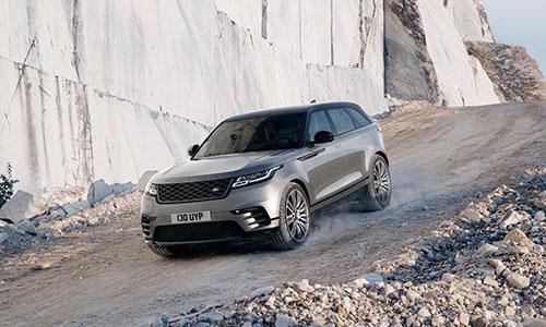 En direct: Présentation officielle du Range Rover Velar