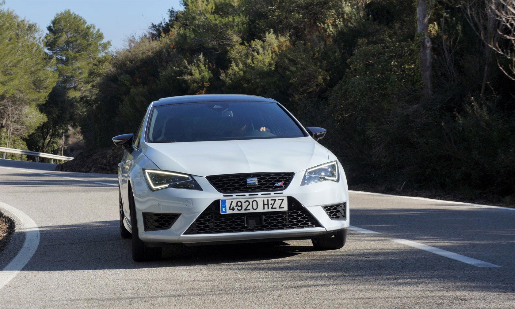 Essai Sportif: Seat Leon Cupra 280 !