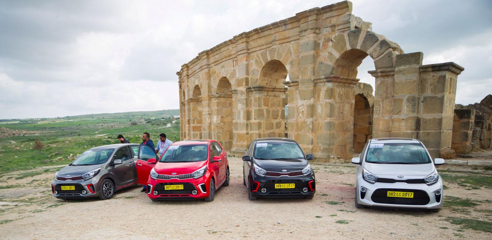 Essai KIA Picanto 2017 en Tunisie