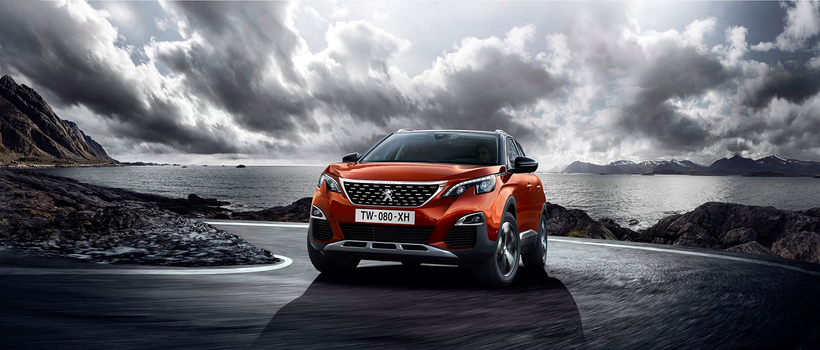 Le Peugeot 3008 élue Car of the Year 2017