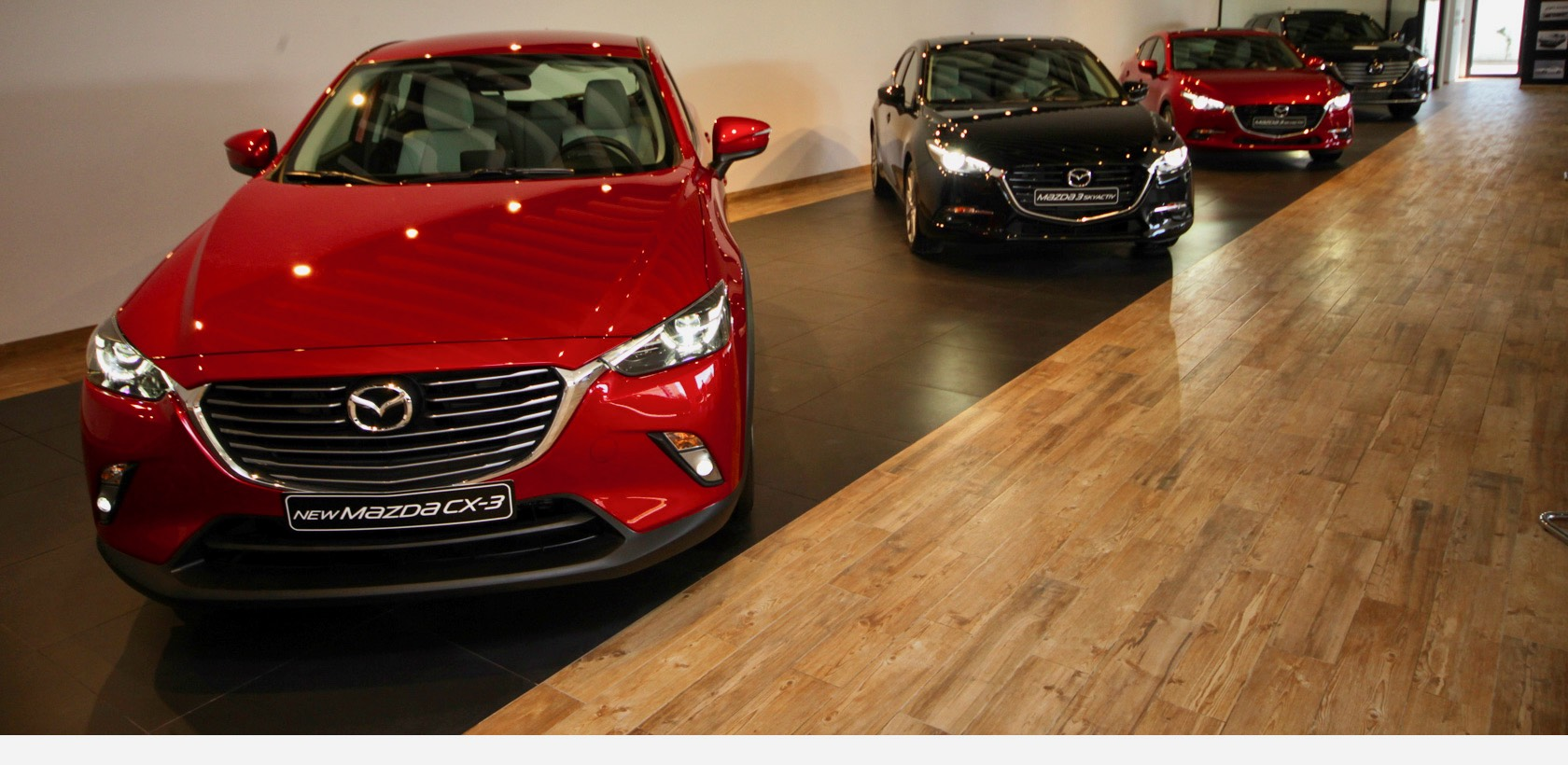 Mazda Tunisie inaugure son nouveau site et dévoile ses nouveautés pour 2017