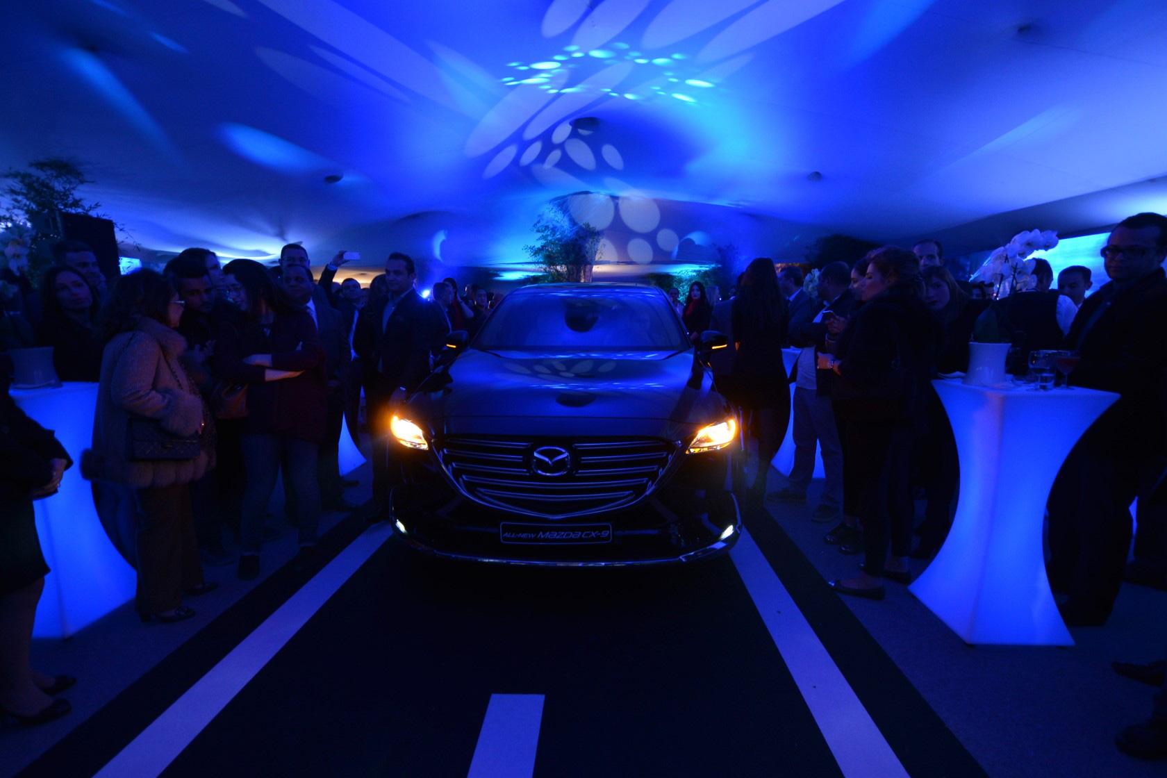 Soirée de présentation des nouveautés Mazda 2017