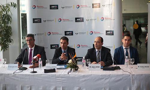 Total Et Renault prolongent leur partenariat pour cinq ans