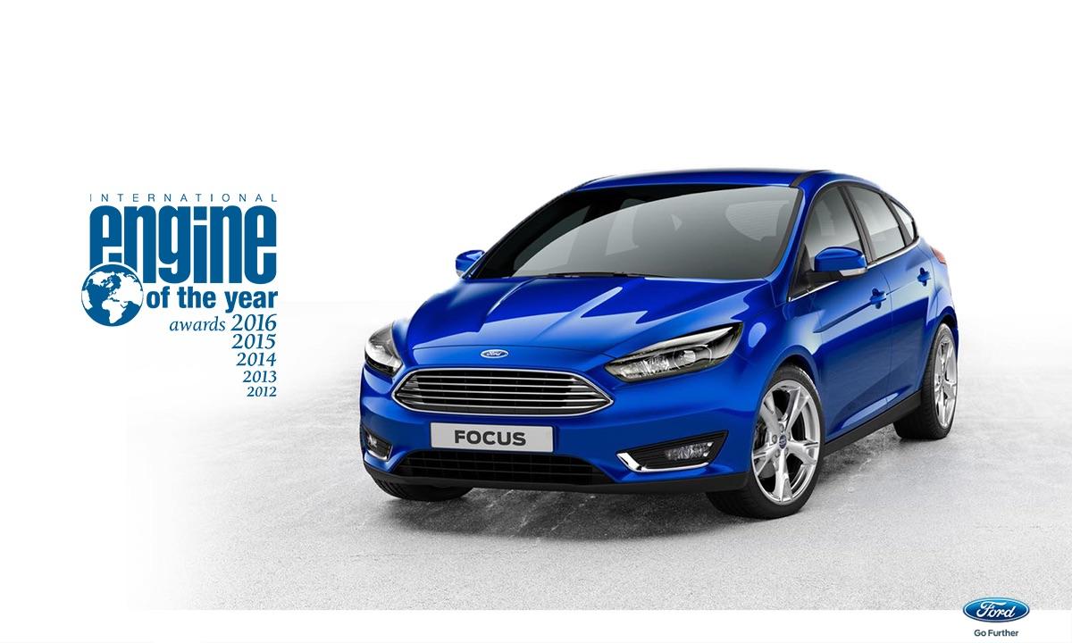 Ford Focus: La compacte la plus vendue au premier Trimestre