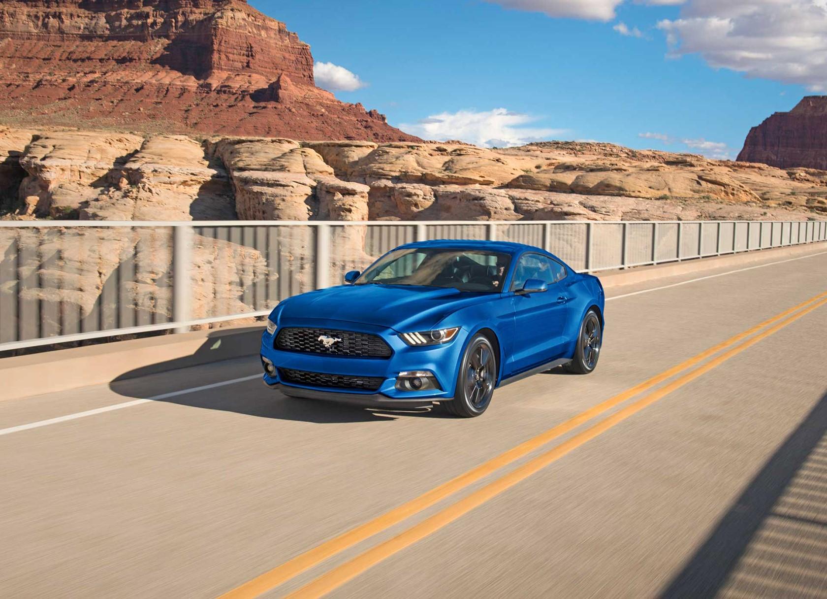 Ford Mustang, la sportive la plus vendue en 2016