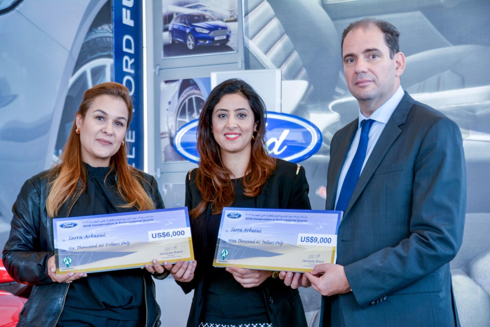 Ford récompense l'adaptation au changement climatique en Tunisie