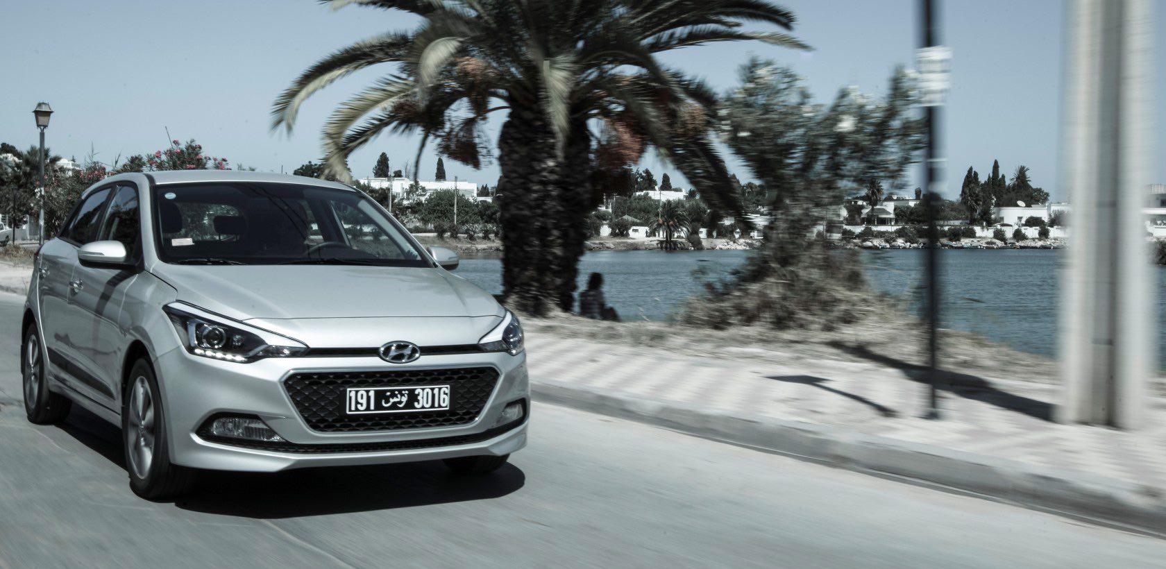 La nouvelle Hyundai i20 élue meilleure voiture de sa catégorie