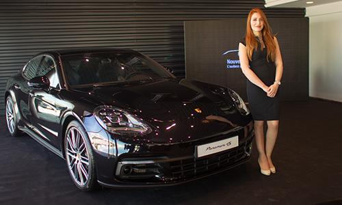 Porsche Tunisie présente la Nouvelle Panamera