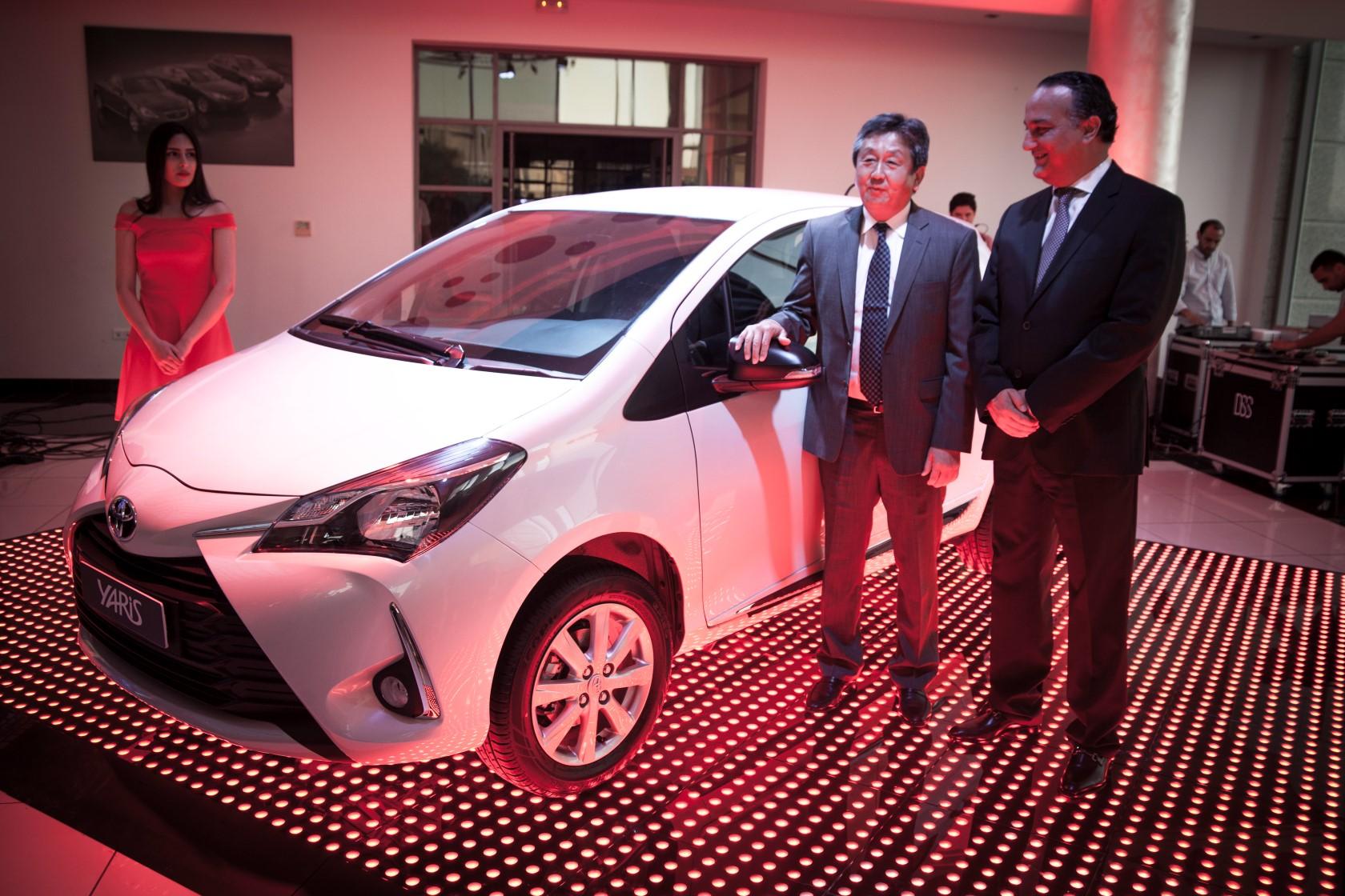 BSB Toyota lance la Yaris 2017