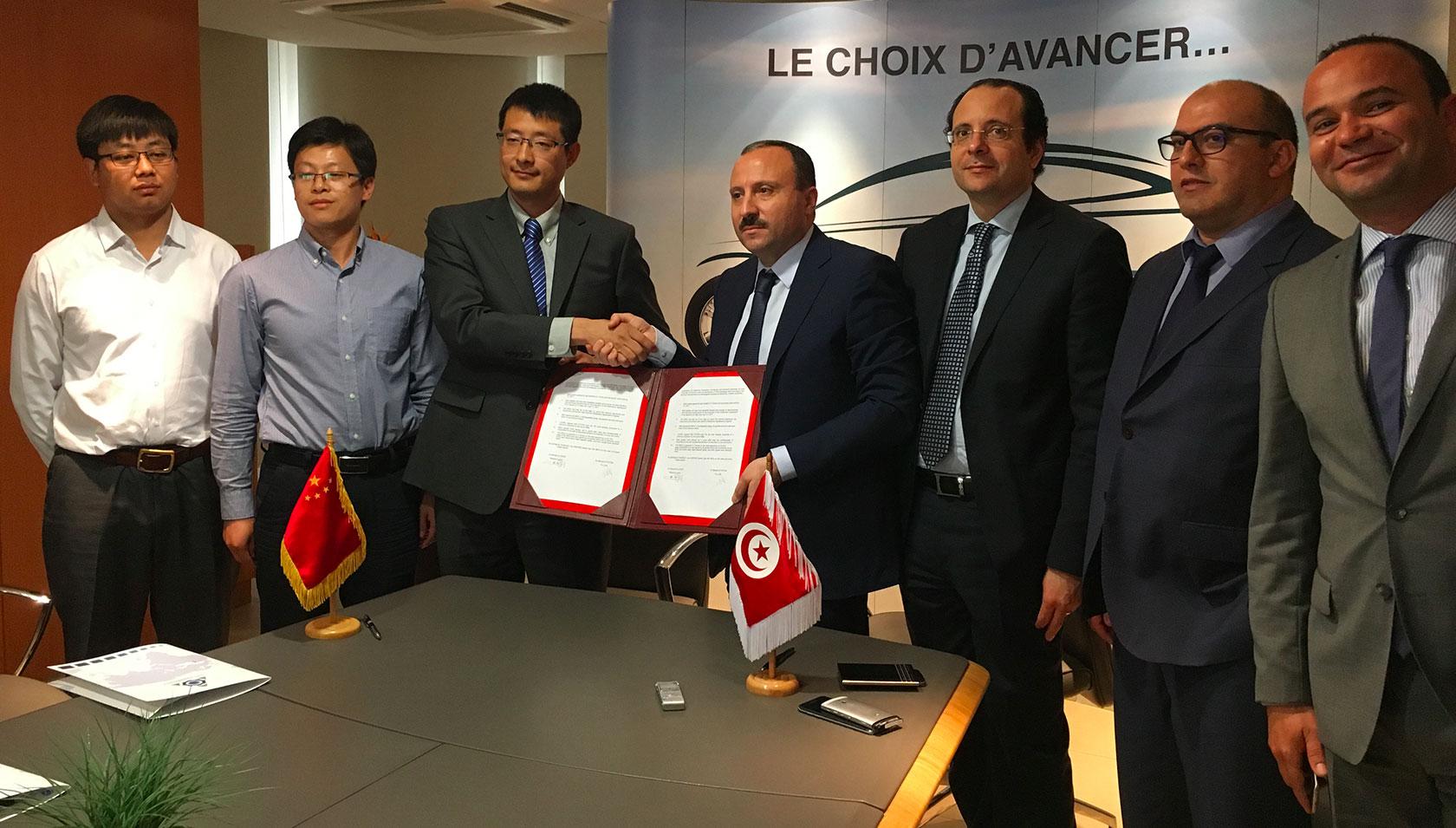 Economic Auto signe un contrat avec Foton Motor Group