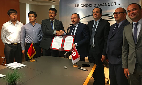 Economic Auto signe un contrat avec Foton Motor Group