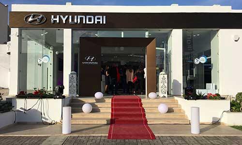 Hyundai inaugure une nouvelle agence à Sousse