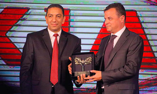 Kia sacrée marque de l'année aux Tunisia Brand Awards 2017