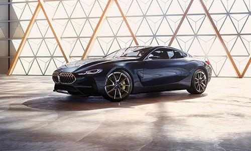 Le grand retour de la BMW Série 8 !