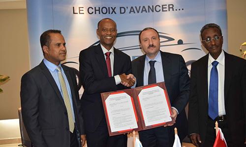 UADH signe un accord avec Djibouti pour une vente de véhicules d'une valeur de 300 millions d'Euros