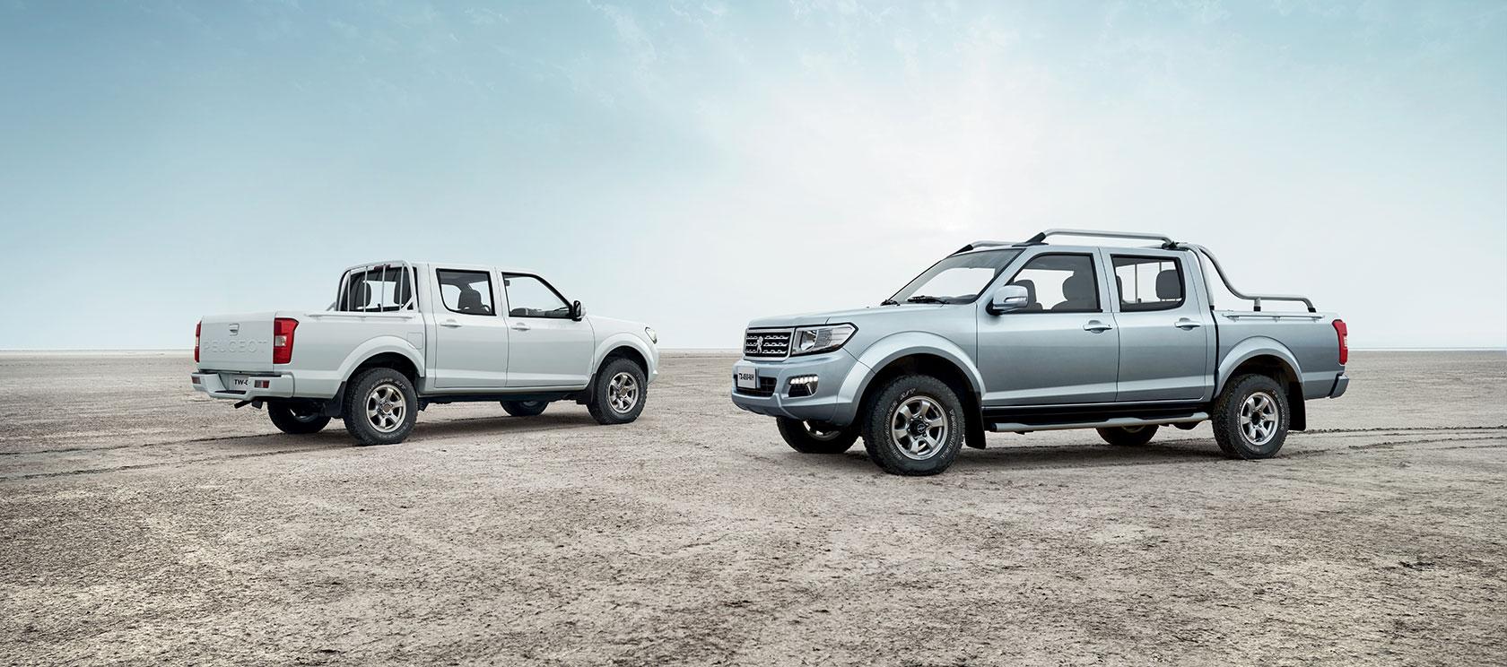 Peugeot dévoile officiellement son nouveau Pick-up