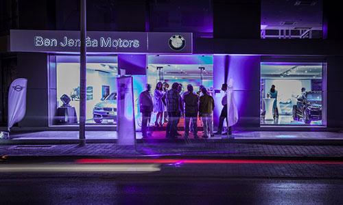 Un nouveau City Store BMW/MINI sur les Berges du Lac à Tunis