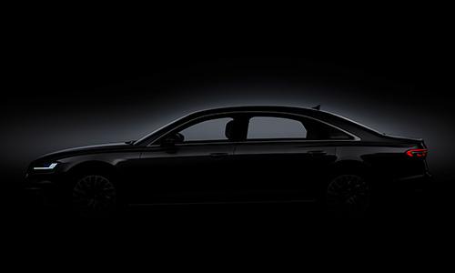 J-4 avant de découvrir la future Audi A8