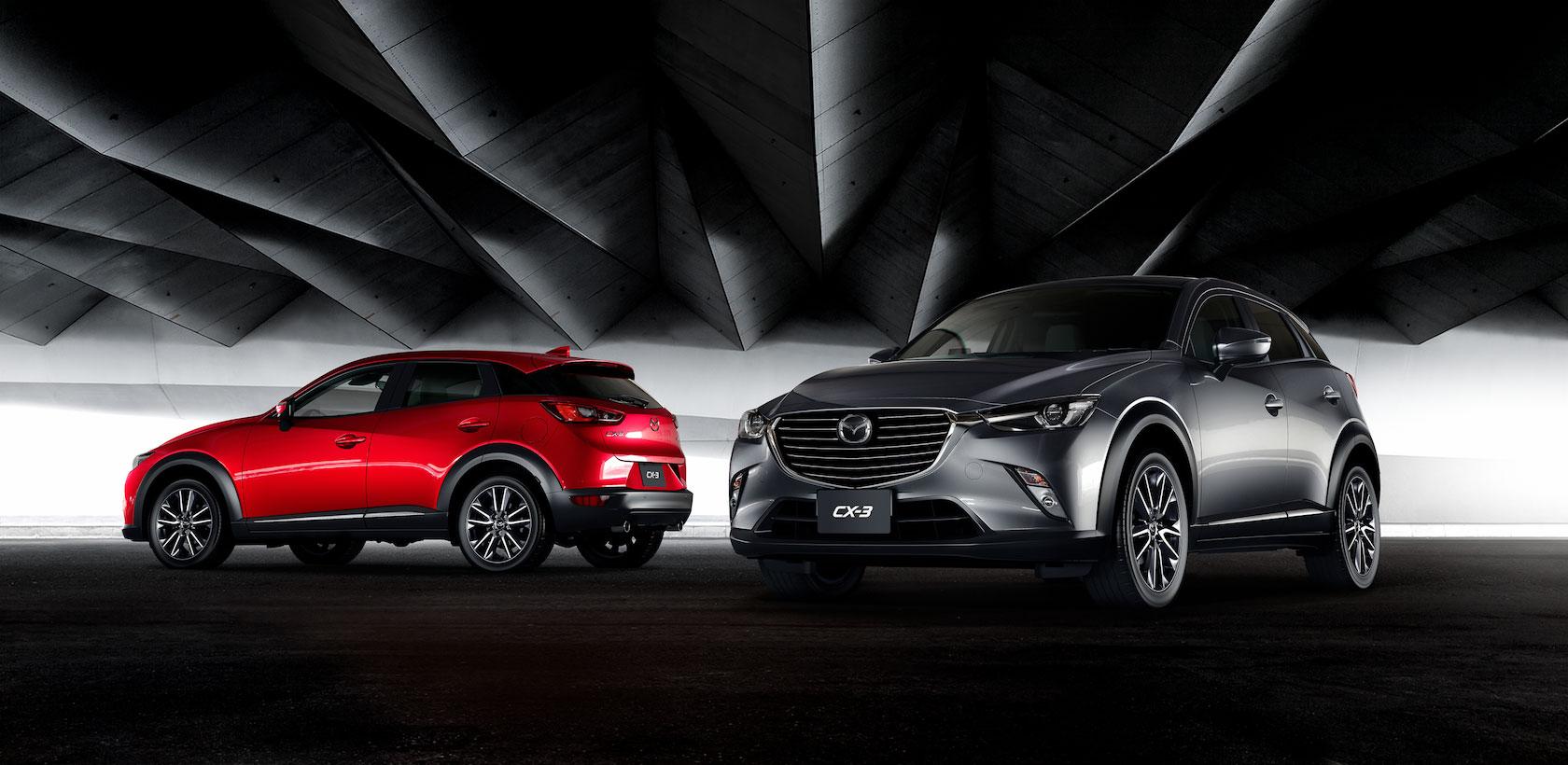 La Mazda CX-3 disponible chez Economic Auto