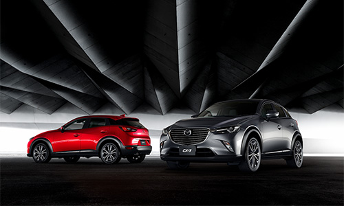 La Mazda CX-3 disponible chez Economic Auto