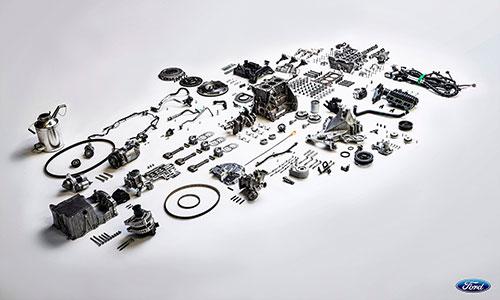 Le moteur Ford EcoBoost 1.0 litre élu moteur de l'année pour la sixième année consécutive