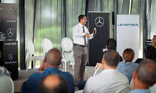 Mercedes-Benz occasion Tunisie