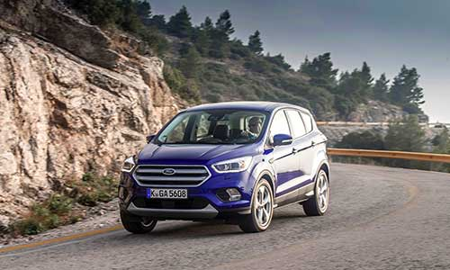 Nouveau Ford Kuga chez Alpha Ford