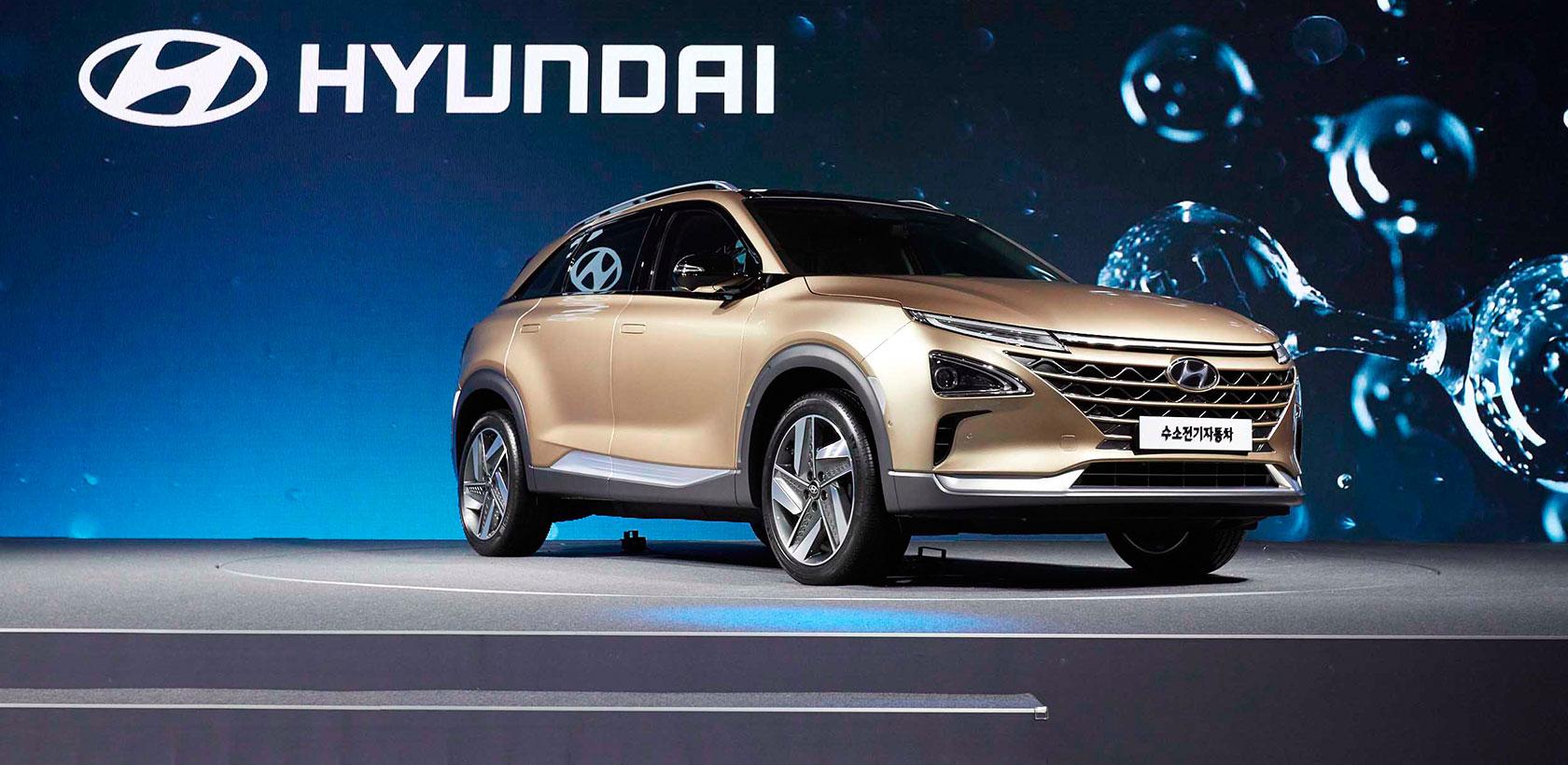 La nouvelle génération du SUV à hydrogène, Hyundai promet une autonomie et un style de tout premier ordre