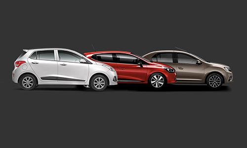 Les voitures les plus vendues en Tunisie en 2017