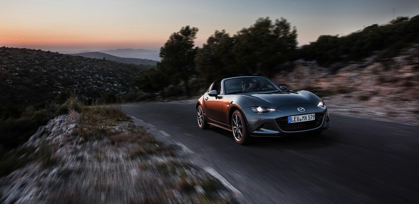 Mazda MX-5 : Le Roadster mythique débarque en Tunisie