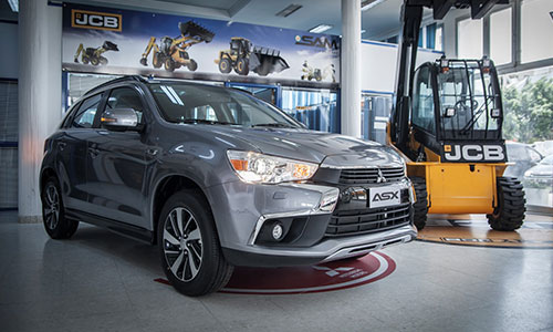 Nouveau Mitsubishi ASX chez SAM
