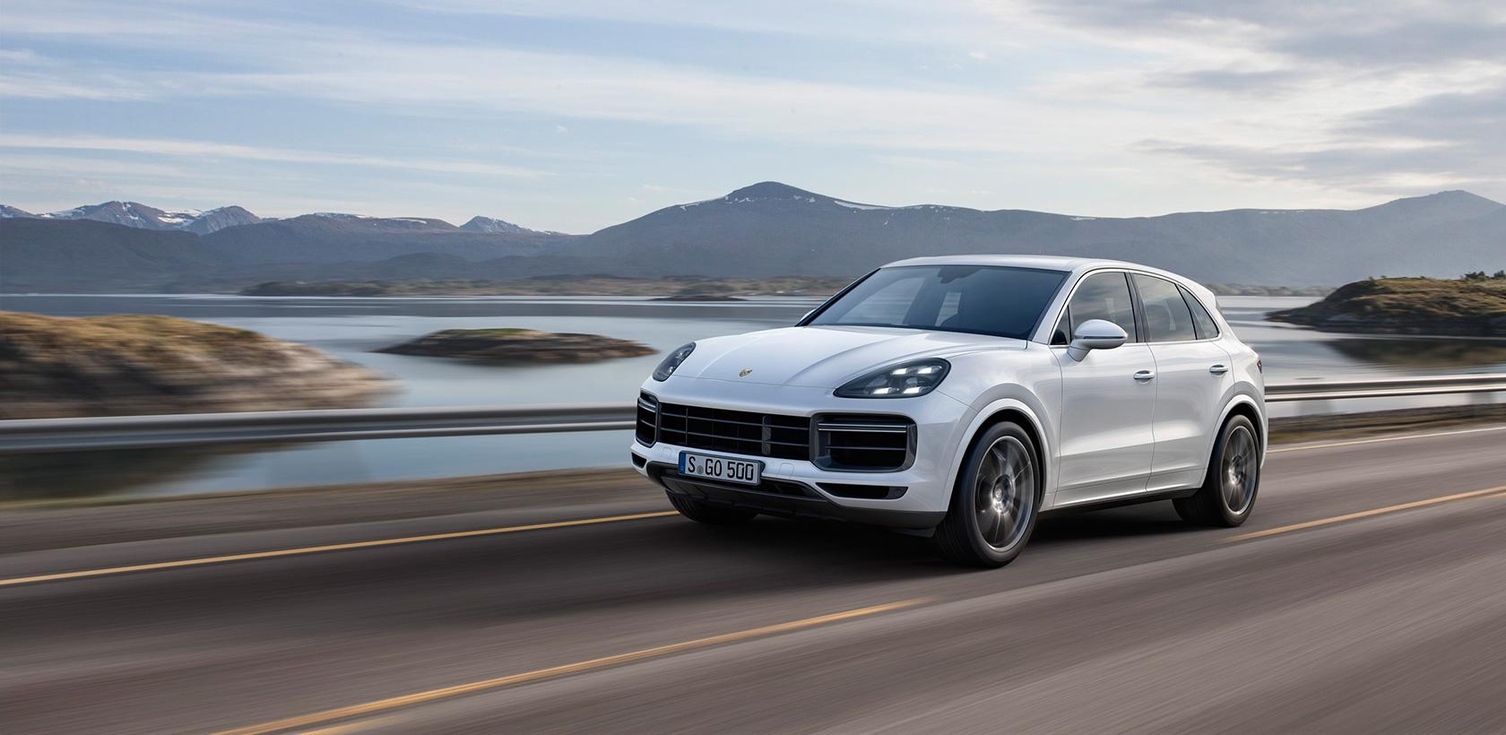 Nouveau Porsche Cayenne Turbo : une filiation clairement assumée avec la 911