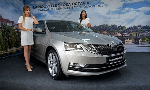Nouvelle Skoda Octavia chez Ennakl Automobiles