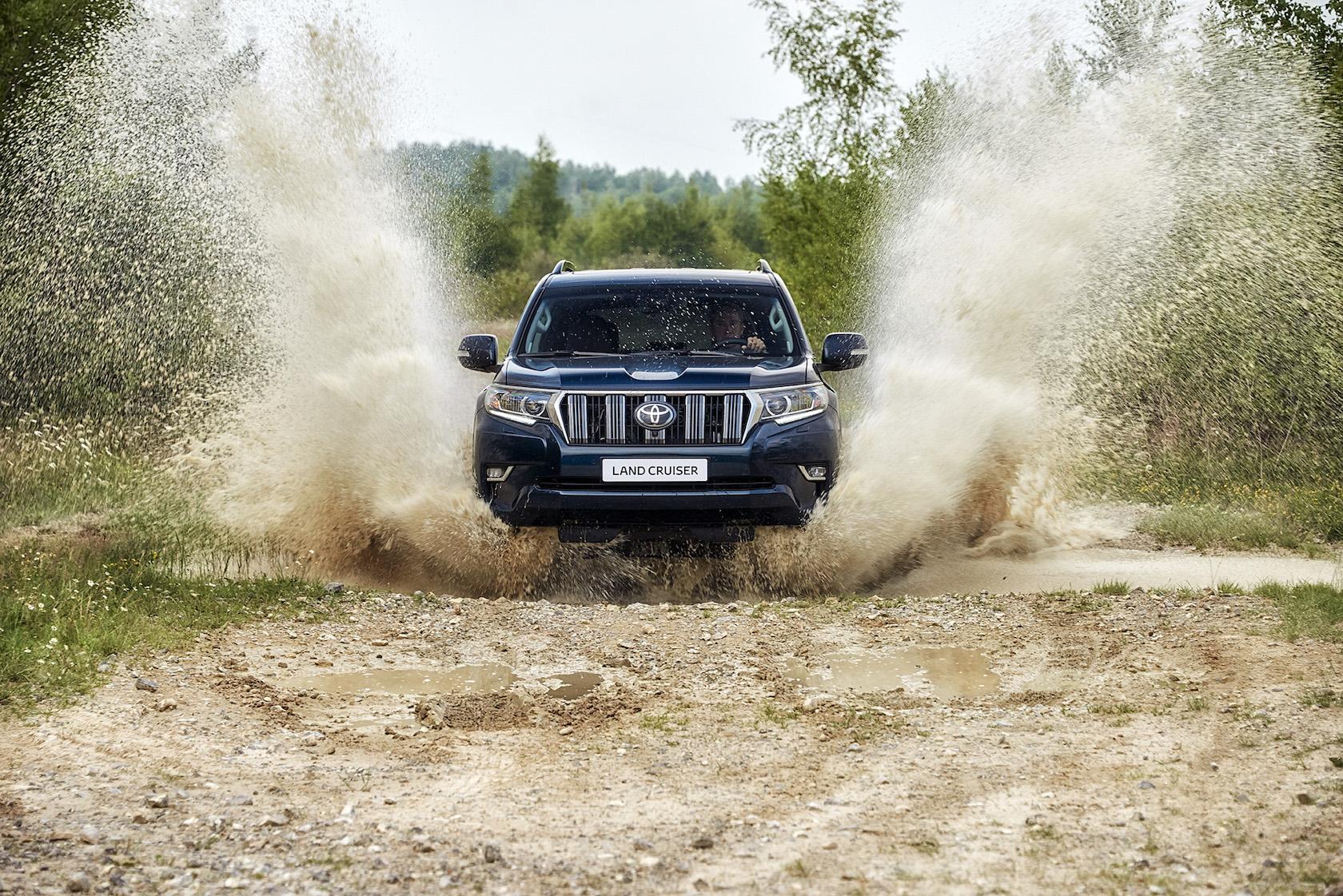 Salon de Francfort: Nouveau Toyota Land Cruiser