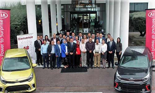 City Cars organise sa 4ème convention réseau