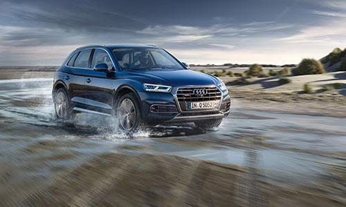 Nouvel Audi Q5 chez Ennakl Automobiles