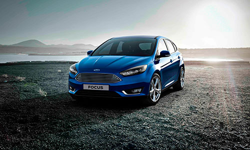 Plus de technologies sur la Ford Focus