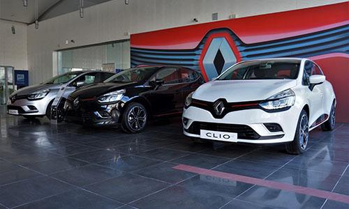 Renault Clio Intens chez ARTES