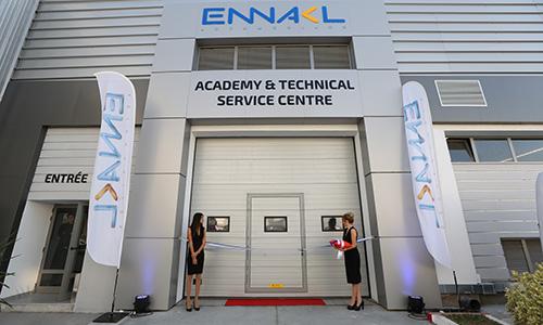 Ennakl Automobiles inaugure son centre de formation régional