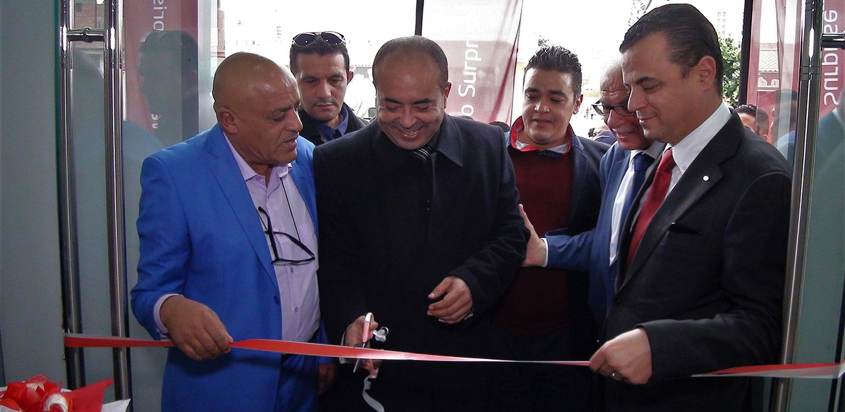 KIA s'installe à Kairouan