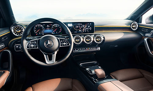 Mercedes-Benz dévoile l'intérieur de la future Classe A