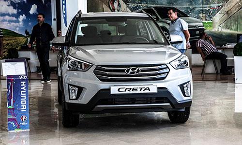 Nouvelle Hyundai Creta chez Alpha Hyundai Motor