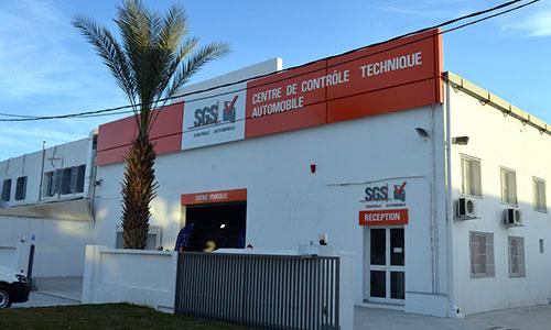 Inauguration du premier centre de contrôle technique SGS en Tunisie