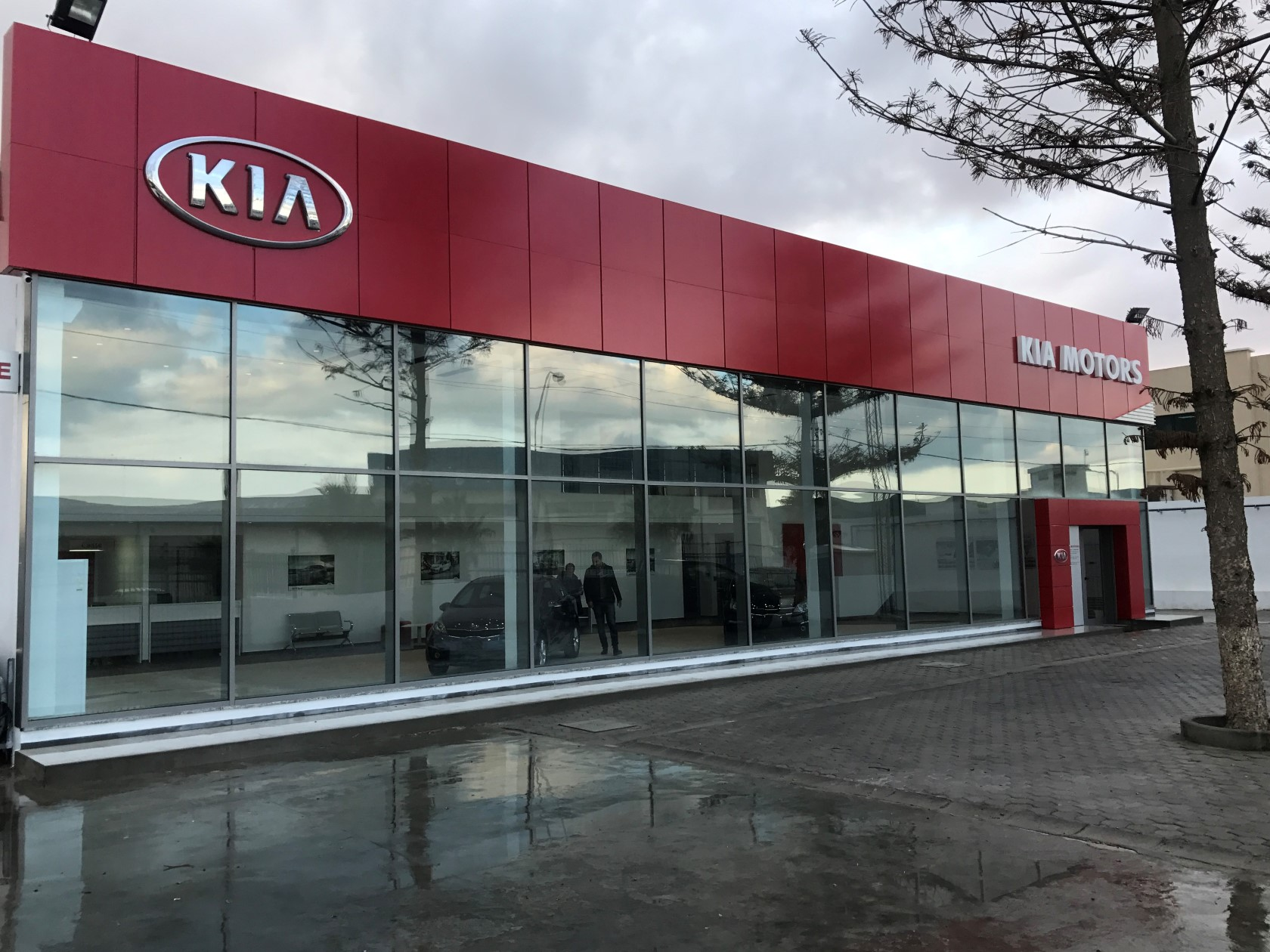 KIA en expansion, 2ème agence à Sfax, 16ème en Tunisie