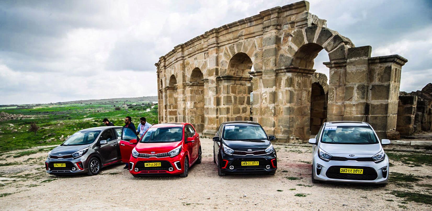 Nouvelle KIA Picanto chez City Cars !