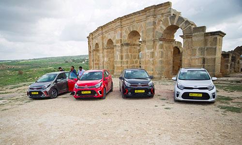 voiture 4×4 en tunisie