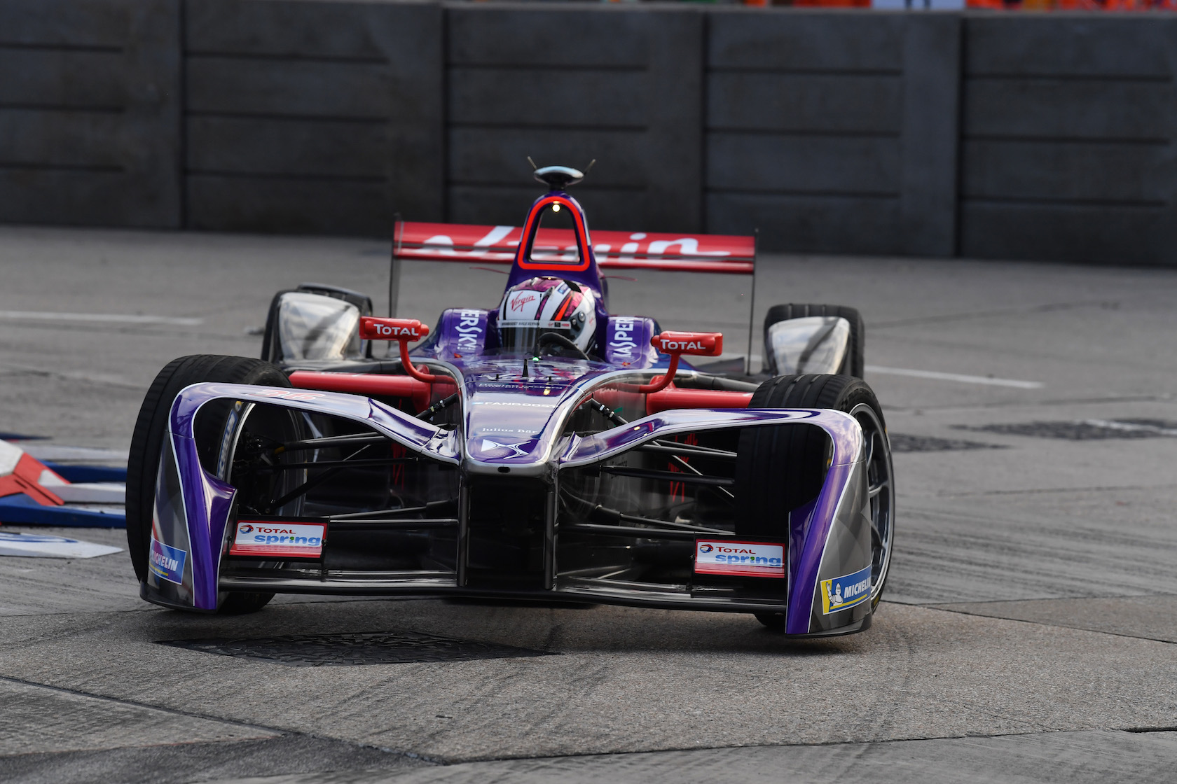 DS Virgin Racing vise la victoire à Marrakech