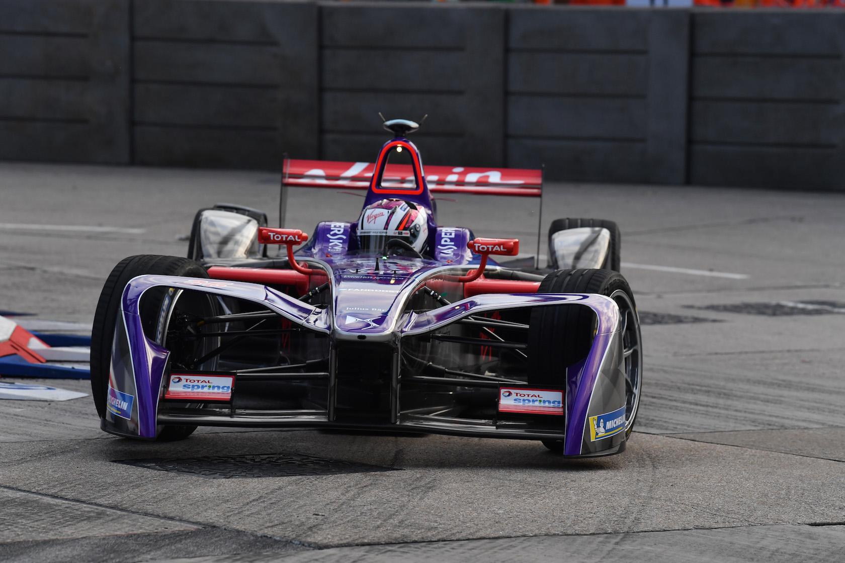 DS Virgin Racing vise la victoire à Marrakech